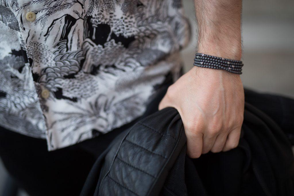 Jason LoPresti John Varvatos bracelet
