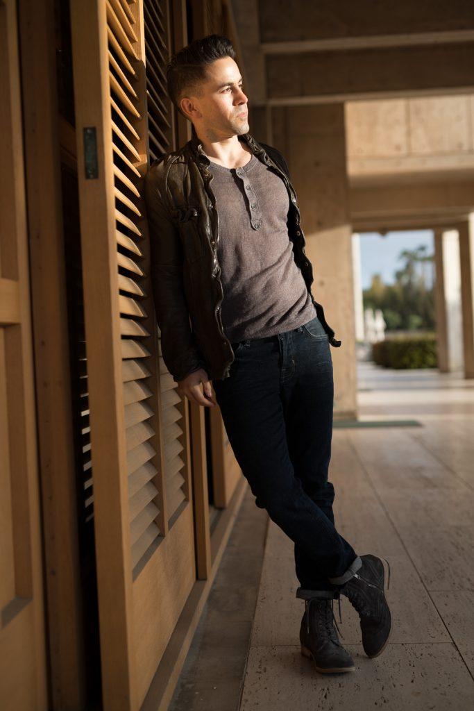 Spring style for short men Jason LoPresti